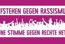 Mahnwache für die Attentatsopfer von Hanau