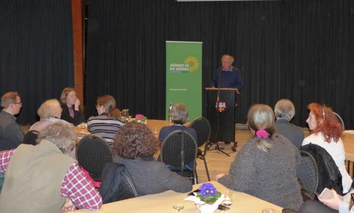 Sozialpolitischer Aschermittwoch der Grünen in Remagen