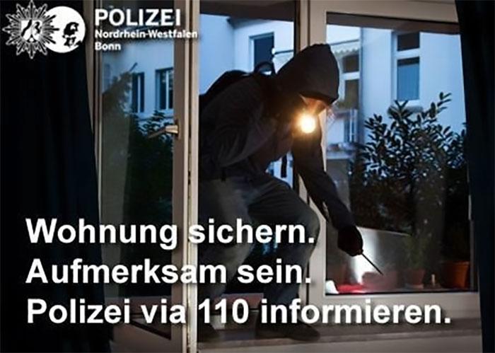 Einbrecher unterwegs - Polizei bittet um Hinweise