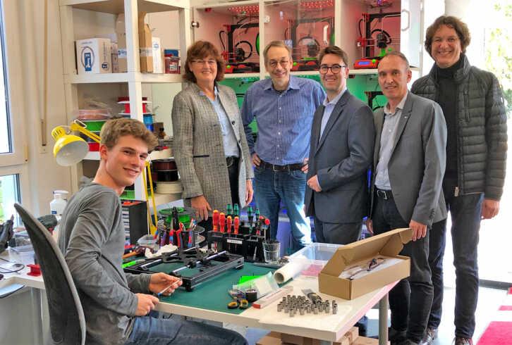 ZARIBO 3D-Drucker – Hightech aus Oedingen