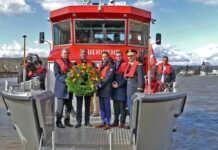 Festakt 75 Jahre Eroberung der Brücke von Remagen - der Film