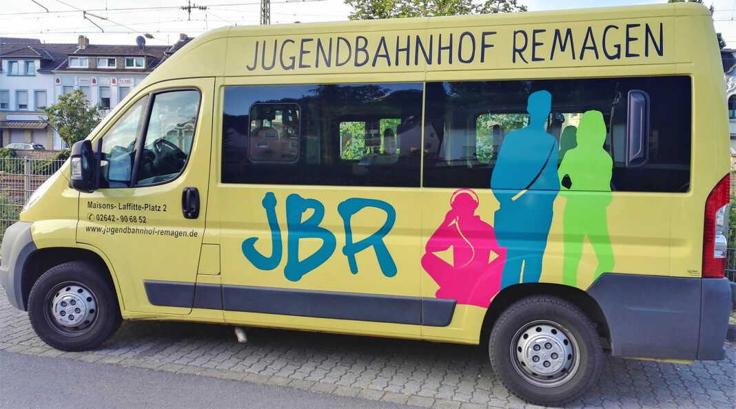 Jugendbahnhof Remagen vermittelt Helfen