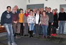 Jahreshauptversammlung der Theatergruppe Westum 2020