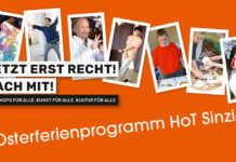 HoT Osterferienprogramm – Jetzt erst recht!