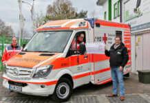 Firma noBaxx unterstützt DRK-Ortsverein Sinzig e.V.