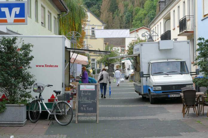 Wochenmarkt Remagen