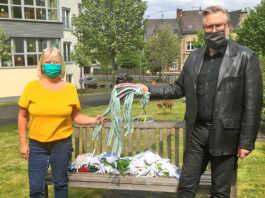 Mundmasken-Gruppe Sinzig Rhein-Ahr versorgt zahlreiche Einrichtungen im Kreis AW