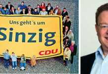Franz Hrerman Deres Stadtrat Sinzig CDU