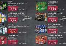 Getränke Sönksen Angebot 30.4. bis 6.5.2020