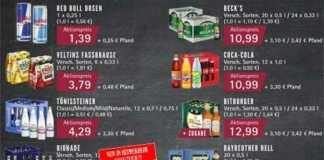 Getränke Sönksen Angebot 14.5. bis 20.5.2020