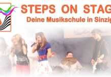 Steps on Stage
