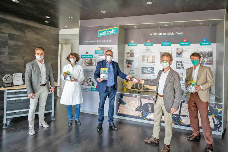 Weitere 5.000 FFP2-Masken für medizinische Einrichtungen im Kreis