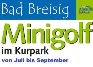Mini-Golf – Der Sport für jedes Alter im Bad Breisiger Kurpark