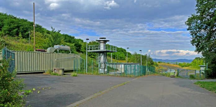 Ehemalige Hausmülldeponie in Remagen-Oedingen
