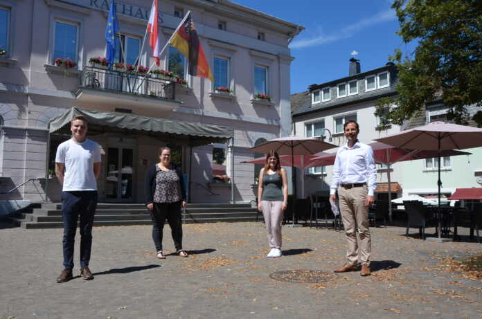 Stadt Remagen übernimmt alle Auszubildenden in Festanstellung