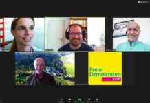 Erste digitale Kreistagssitzung in Rheinland-Pfalz