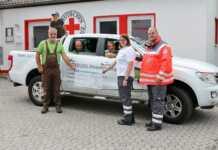 Positiver Spendenverlauf für ein neues Notfall-Beatmungsgerät