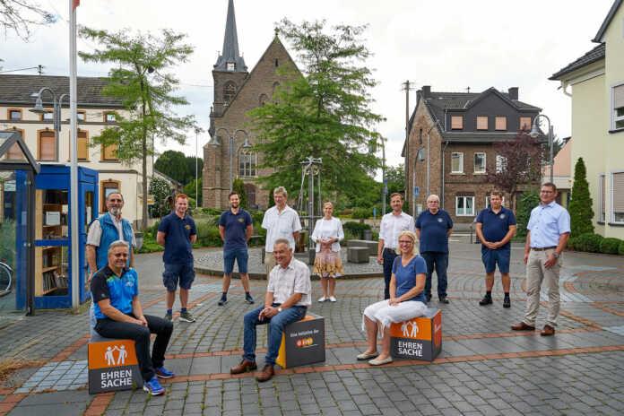 evm unterstützt Vereine aus Remagen-Kripp