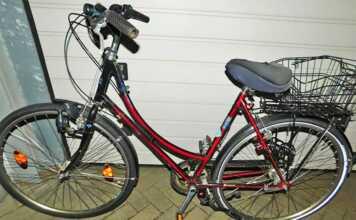 Die Polizei sucht den Besitzer eines gestohlenen Damenrads
