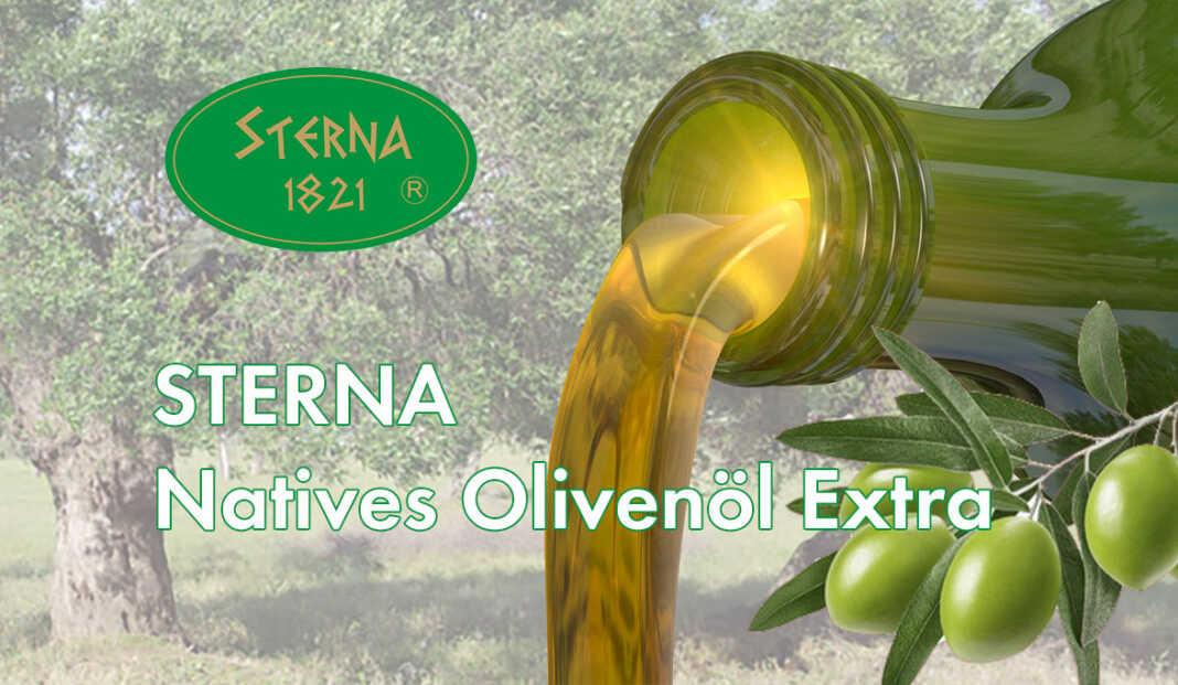 Sterna 1821 Natives Olivenöl Extra