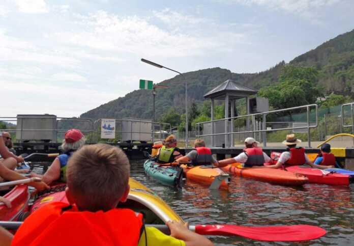 Ferienaktion des Wassersportverein Sinzig ein Erfolg für die Jugend