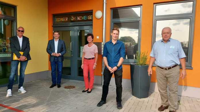 Spitzenkandidat Christian Baldauf zu Gast in Oedingen
