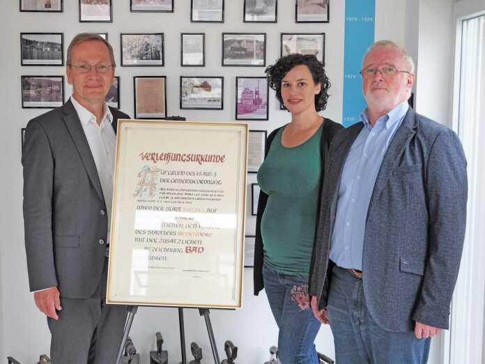 Ein Jahr neues Heimatmuseum und –archiv Bad Bodendorf