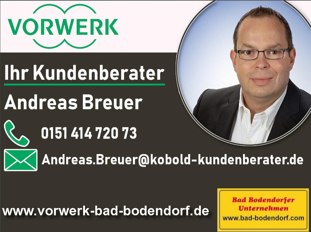 Andreas Breuer Vorwerk Vertretung für Remagen, Bad Bodendorf, Kirchdaun