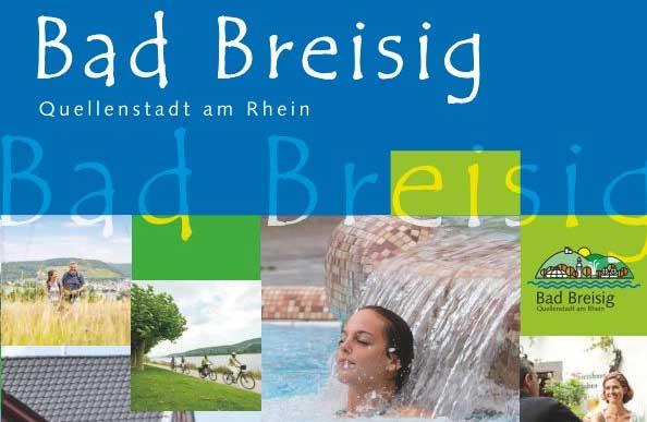 Tourist-Information legt touristischen Hauptprospekt Bad Breisig für 2021 neu auf