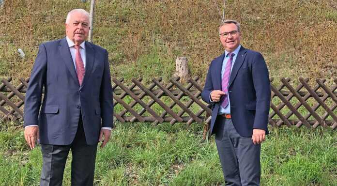 Guido Ernst Horst Gies MdL CDU