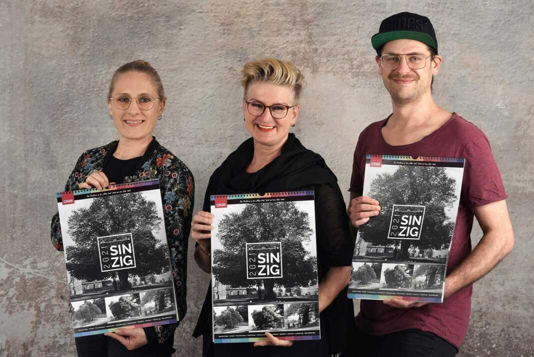 """Neuer Kalender """"Sinzig 2021"""" in limitierter Auflage von Foto Flück"""