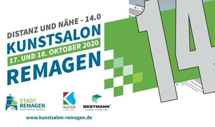 KUNSTSALON Remagen am 17. und 18.10.2020