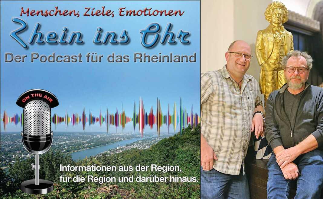 Rhein ins Ohr – Der neue Podcast für das Rheinland