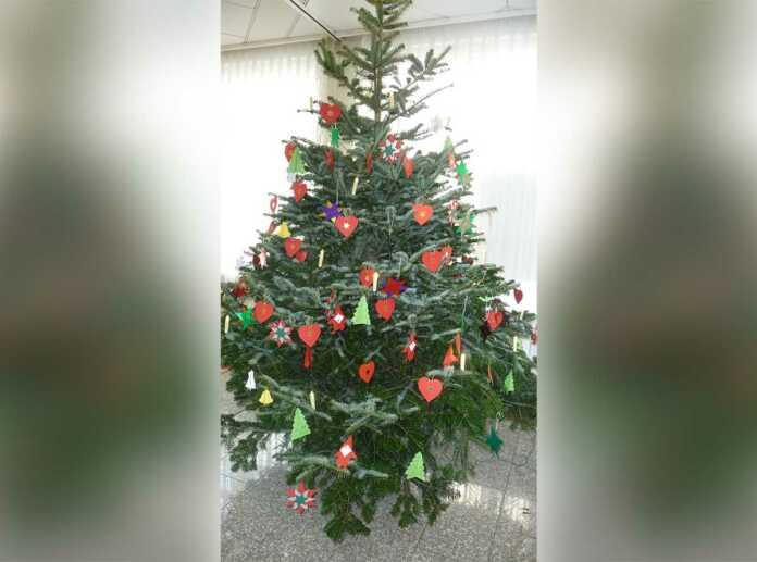 """Aktion """"Baum der Herzen"""" wieder in der Adventszeit"""