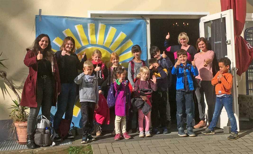 Herbstferienprogramm im Jugendbahnhof Remagen