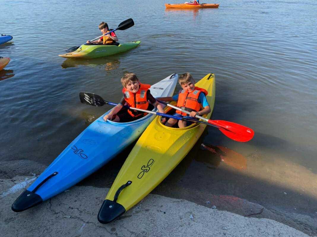 Jugend des Wassersportvereins Sinzig startet Crowdfunding Projekt