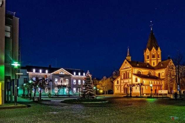 Kirchplatz Sizig