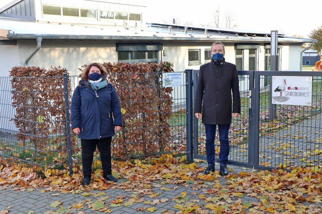 KiTa Storchennest in Sinzig installiert neue PV-Anlage