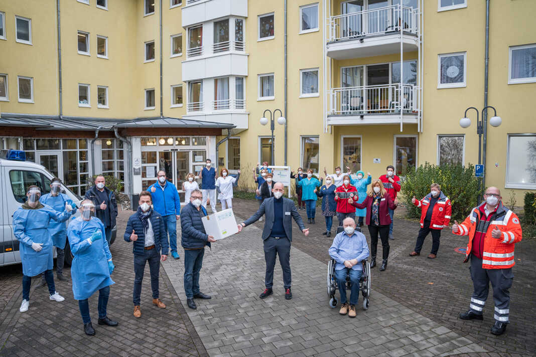 Impfstart im Kreis Ahrweiler