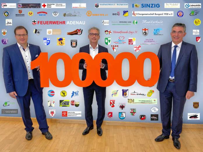 Volksbank unterstützt Vereine