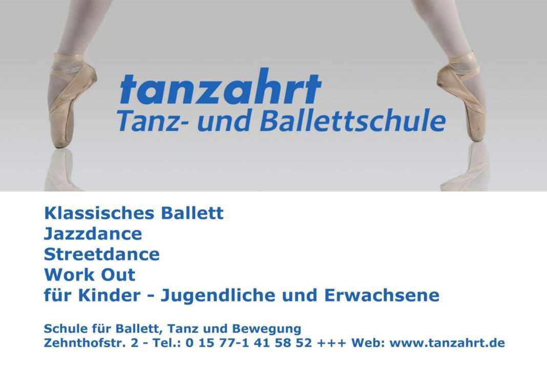 Tanzahrt Tanz- und Ballettschule in Sinzig