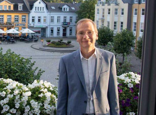 Sinzig Bürgermeister Andreas Geron