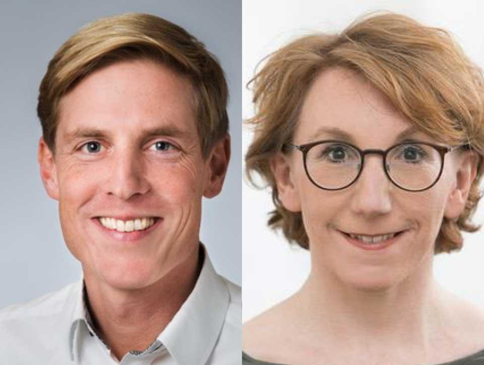 SPD-Landtagskandidatin Susanne Müller im Gespräch mit KiTa-Fachverband