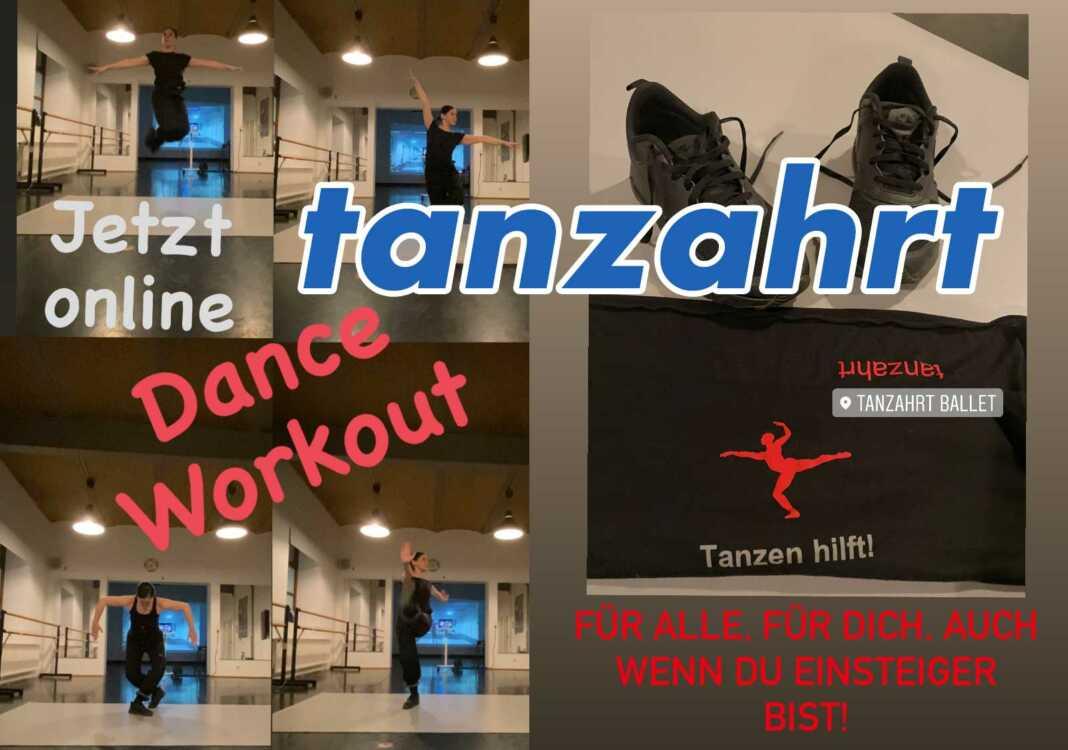 Online-Tanzkurse bei tanzahrt