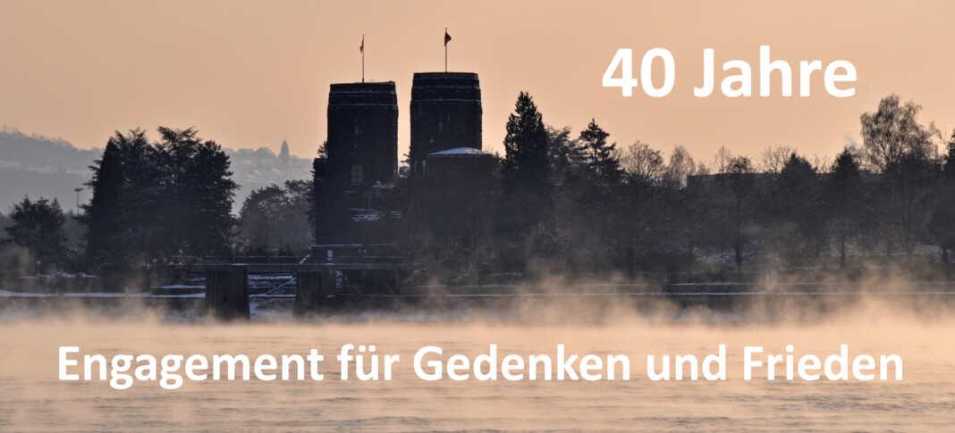 40 Jahre FRIEDENSMUSEUM, Brücke von Remagen e.V.