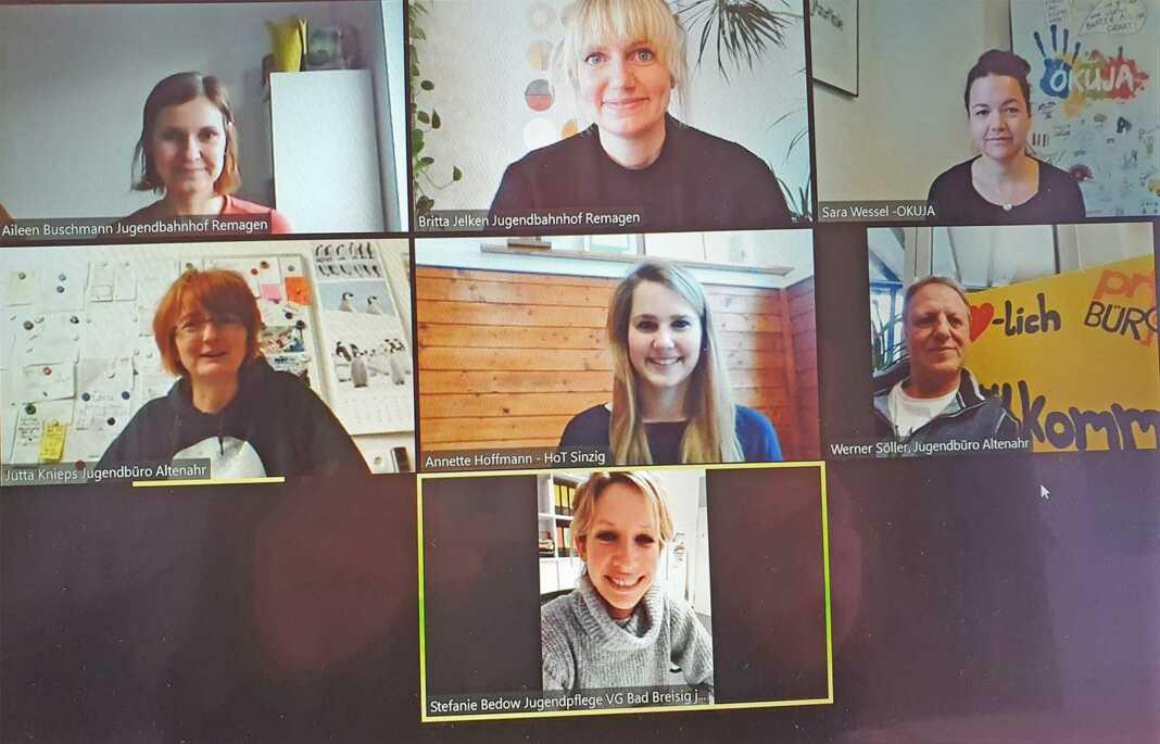 "Jugend, Kultur, Kunst- vielfältig Erleben"" Planung für die Jugendkulturtage 2021 läuft digital"