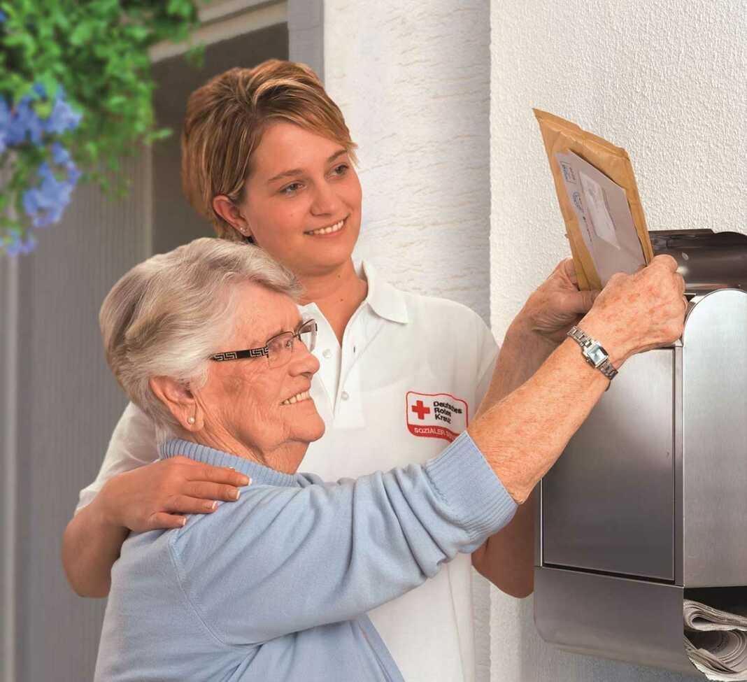 Briefkasten Senioren