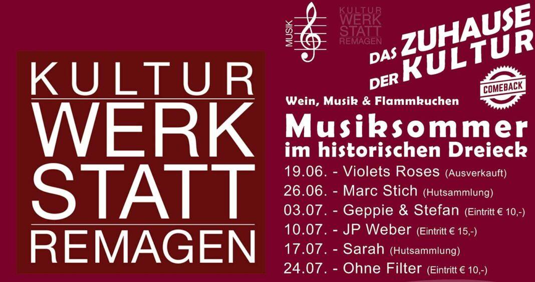 Plakat Kulturwerkstatt