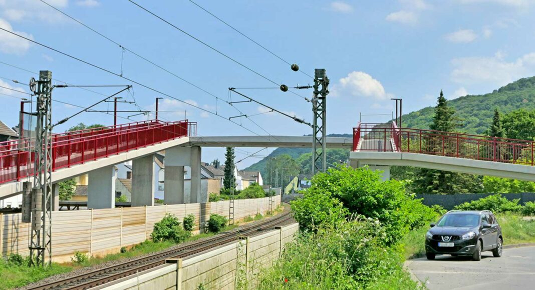"Brücke ""An der Lay"" Bad Breisig"