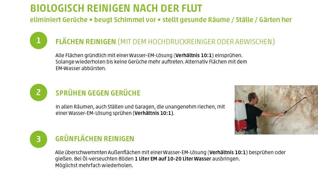 Flyer Fluthilfe